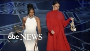 Video: Tiffany Haddish Steals The Show At 2018 Oscars